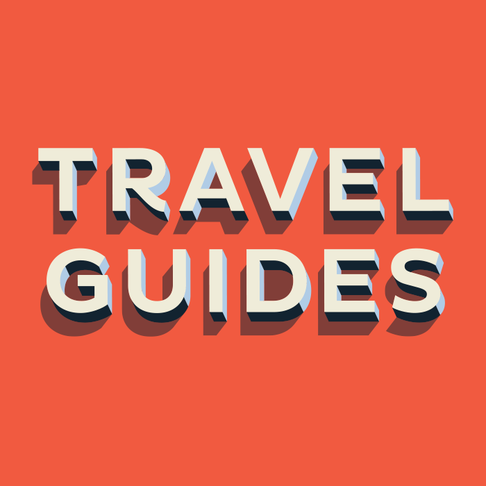 Travel Guides By Herb Lester Matt Chase Design