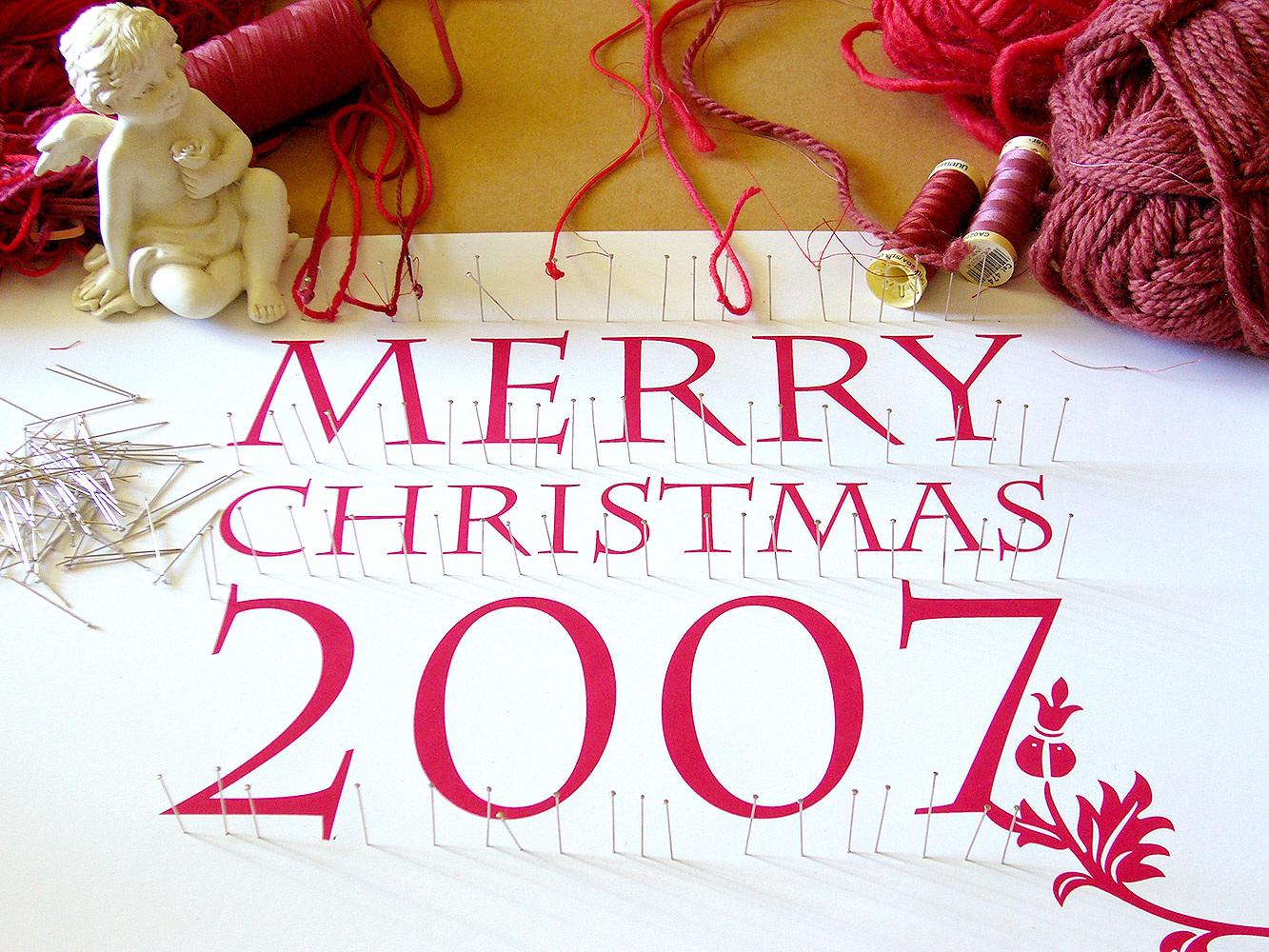 Online Christmas Card for EGJ Studio. - Happy Graphic Designer