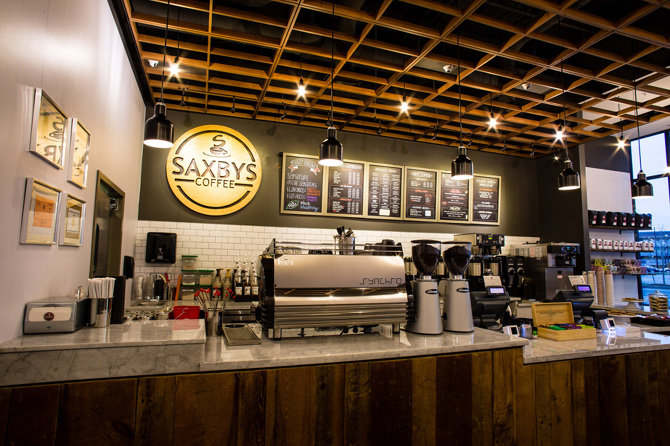 Saxbys rochester ny changdesign for Interior designers rochester ny